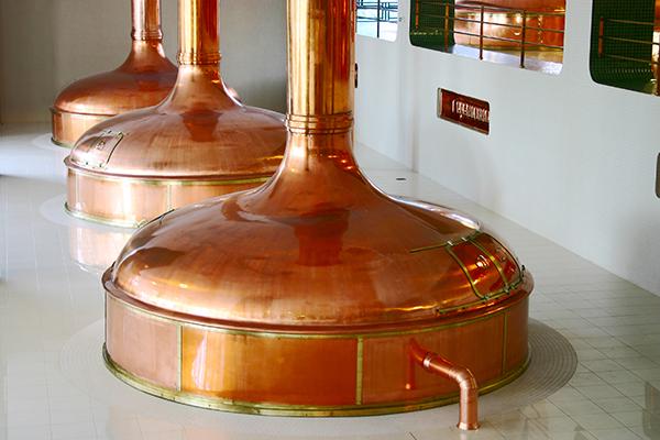 Очистка воды для пивоварения