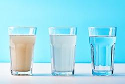 Как очистить воду из скважины от извести