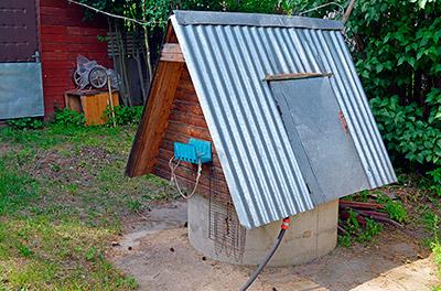 Как выбрать место в загородном доме для водоочистного оборудования