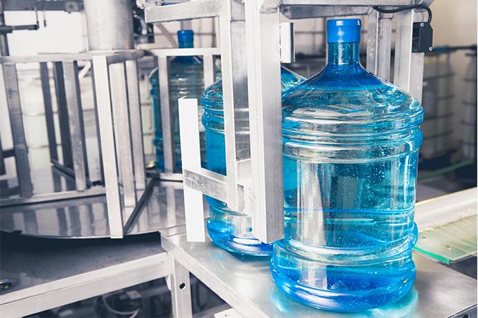 Розлив питьевой воды