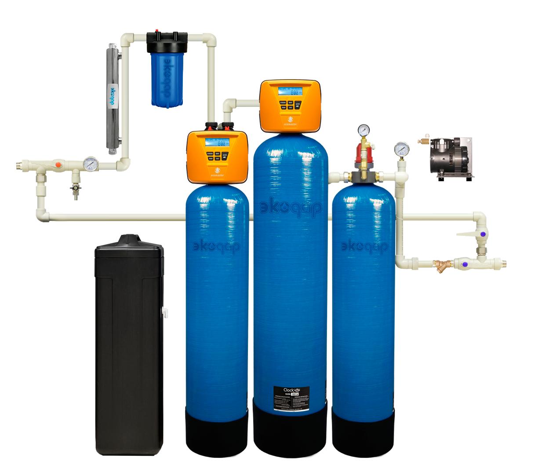 Комплексная система очистки воды Стандарт EM